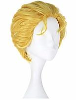 cheap -kira yoshikage short blonde cosplay wig (blonde)
