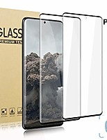"cheap -[2 pack] screen protector for samsung galaxy s20 plus/s20+ (6.7""), tempered glass 9h hardness 3d full coverage hd fingerprint unlock protective film for s20 plus"