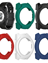 cheap -Cases For TicWatch Pro Silicone Compatibility TicWatch