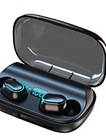 cheap -T11 Earphones Bluetooth Headset TWS Wireless Headset BT 5.0 Earbuds With Mobile Power Charging Compartment Power Digital Display