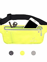 cheap -running belt waist pack fitness water-resistance - for men, women - adjustable for most sizes of phones for running, workouts, cycling, travelling, triathlons, marathon
