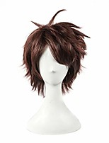 cheap -haikyu!! cosplay wig, anime characters synthetic hair wigs for party(toru oikawa)