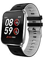 cheap -K10plus 1.3 Inch Large Screen Smart Watch Heart Rate Blood Pressure Monitoring Ip68 Waterproof