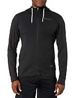 cheap -Hiking Jacket Winter Outdoor Thermal Warm Windproof Breathable Camping / Hiking Hunting Fishing Navy Hemp blue Black Gray
