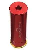 cheap -12 GAUGE 12 GA  Laser Bore Sighter Boresighter Red Sighting Sight Boresight Red Copper 12GA