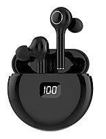 cheap -TW13 V5.0 Wireless Bluetooth In-ear Headphones with LED Display Stereo Microphone