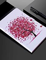 cheap -Case For Apple iPad mini 1/2/3  7.9'' / iPad mini 4 7.9'' / iPad mini 5 7.9'' Wallet / Card Holder / with Stand Full Body Cases Tree PU Leather / TPU