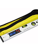 cheap -Digital Angle Finder Gauge 0-230Degree Protractor Ruler Miltre Angle Finder With LCD Display Spirit Level Back-Light