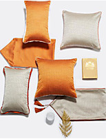 cheap -Light Luxury Cushion Cover Modern Simple Precision Jacquard Lattice Pillowcase Sofa Bedside Cushion Cover
