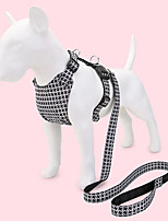 cheap -Dog Cat Pets Collar Leash Cute and Cuddly Decoration Nylon
