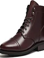 """cheap -captain women's 6"""" lace-up ankle boot, black, 7 m us"""