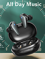 cheap -CARKIRA S15 Wireless Earbuds TWS Headphones Bluetooth5.0 Stereo with Microphone with Volume Control HIFI with Charging Box for Mobile Phone