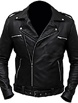 cheap -jeffrey dean morgan the walking dead negan brando motorcycle black leather biker jacket