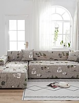 cheap -Cactus Print 1-Piece Sofa Cover Couch Cover Furniture Protector Soft Stretch Sofa Slipcover Spandex Jacquard Fabric Super Fit for 1~4 Cushion Couch and L Shape Sofa,Easy to Install