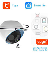 cheap -Dome IP Camera 1080P Tuya Smartlife App Wireless WiFi Security Home Camera Surveillance CCTV Camera Smart Notification