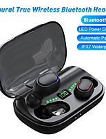 cheap -JS2 Wireless Earbuds TWS Headphones Bluetooth5.0 Stereo with Volume Control with Charging Box Mobile Power for Smartphones Smart Touch Control for Mobile Phone
