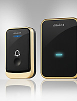 cheap -Smart Wireless Doorbell 45 Songs Ringtones 200m Transmission Music DoorBell