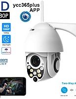 cheap -WIFI Camera Outdoor PTZ IP Camera H.265 1080p Speed Dome CCTV Security Cameras IP Camera WIFI Exterior 2MP IR Home