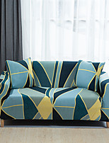 cheap -Geometric Print Sofa Cover Couch Cover Furniture Protector Soft Stretch Sofa Slipcover Spandex Jacquard Fabric Super Fit for 1~4 Cushion Couch and L Shape Sofa,Easy to Install