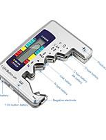 cheap -Universal Digital LCD Battery Tester Checker C D N AA AAA 9V 1.5V Button Cell
