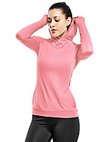 cheap -workout hoodie for women(l, pink)