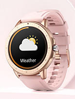 cheap -Dido E3 Smart Watch Men Women Bluetooth Blood Pressure Heart Rate Monitor Watches Fitness Tracker Smartwatch For iOS Android