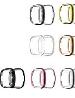 cheap -Cases For Fitbit Versa 3 / Fitbit Sense Plastic Compatibility Fitbit