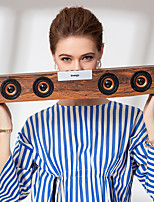 cheap -20W Soundbar Wireless Bluetooth v5.0 TWS Powerful Stereo Wooden Speaker Music Subwoofer Computer TF FM Radio For Home PC