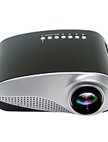 cheap -802 for Home Theater Movie Video Portable Projector LED Projector with HDMI Home HD 1080P Projector Built-In Speakers