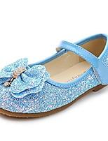 cheap -kids girls pageant princess shoes formal wedding bridesmaids party dance crystal dress sandals (8 m us toddler, blue)