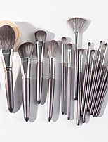 cheap -14PCS Makeup Brush Set Soft Hair Full Set Of Makeup Brushes Beauty Tools Loose Powder Blush Brush Face And Eye Makeup Brush Set