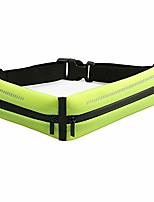 cheap -waterproof running belt for phone - no bouncing men and women waist packs for running,yoga,gyms, outdoor activities (purple)
