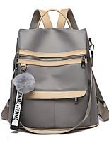 cheap -Travel Bag College Bookbag Large Capacity Waterproof Multipurpose Casual Outdoor Travel Nylon Fashion Gift For Women 38*6*30 cm