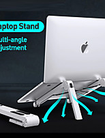 cheap -Lightweight Laptop Cooling Stand Plastic Vertical Laptop Stand Foldable Tablet Stand Bracket Laptop Holder for MacBook2020