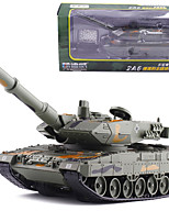 cheap -Alloy Military Vehicle Tank Toy Truck Construction Vehicle Pull Back Vehicle Simulation Music & Light All Adults Kids Car Toys