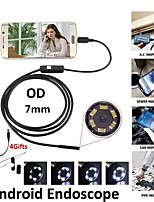 cheap -7mm USB Android Phone Comes with Camera Industrial Endoscope Duct Air Conditioning Auto Repair Camera 3.5m