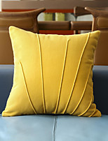 cheap -Cushion Cover Woolen fabric Shell Design Soft Decorative Square Throw Pillow Cover Cushion Case Pillowcase for Sofa Bedroom 45 x 45 cm (18 x 18 Inch) Superior Quality Mashine Washable