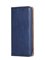 cheap -Case For Samsung Galaxy Note 20 Note 20 Ultra Card Holder Flip Full Body Cases Solid Colored PU Leather TPU Case For Samsung Galaxy Note 10 M51 M31S M31 M30S M30 M21 M20
