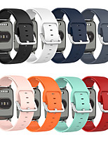 cheap -Watch Band for Haylou Solar Xiaomi Sport Band Silicone Wrist Strap