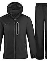 cheap -Hiking Softshell Jacket Hiking Jacket Winter Outdoor Thermal Warm Windproof Breathable Camping / Hiking Hunting Fishing Black Navy Blue Gray