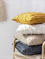 cheap -Cotton Linen Jacquard Pillow Cover  European Style Home Decor Sofa Bedside Cushion