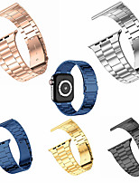 cheap -Ultra-Thin Strap for Apple Watch 6 5 4 3 2 1 Band 44mm 40mm No Gap Design Stainless Steel Business Bands iWatch 38mm 42mm Slim Bracelet