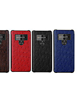 cheap -Case For Huawei Huawei P20 / Huawei P20 Pro / Mate 10 Shockproof / with Windows / Flip Full Body Cases Solid Colored PU Leather