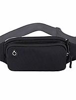 cheap -running belt waist fanny pack travel waist bag hiking waist pack phone belt bag sport bum bag with water bottle holder for men and women (running belt for black 2)