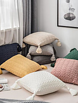 cheap -Ace Series Knitted Pillow Case Cushion Decoration Fashion