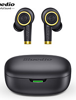 cheap -Bluedio Particle Wireless Earphone Bluetooth 5.0 Bass Waterproof Earbuds Wireless Headset Sport TWS Charging Box Mic