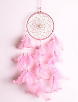 cheap -Dreamcatcher - Feather Vintage 2 pcs Wall Decorations