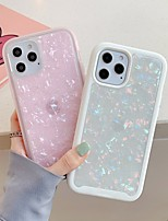 cheap -Case For iPhone 11 Shockproof / Dustproof Back Cover Word / Phrase / Solid Colored TPU For Case iphone 11 Pro/11 Pro Max/7/8/7P/8P/SE 2020/X/Xs/Xs MAX/XR