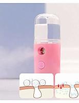 cheap -nano facial mister, portable cool mist facial steamer handy mist sprayer moisturizing & hydrating, steamer mini face mist spray,for skin care, makeup, eyelash extensions-30 ml/usb rechargeable