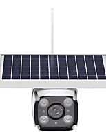 cheap -VS-YN88-PLUS Wireless Solar IP Camera 1080P Camera IR Night Solar Powered CCTV Surveillance Cam